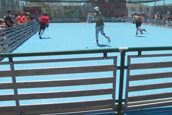 hockey ball tournoi saint-pierre