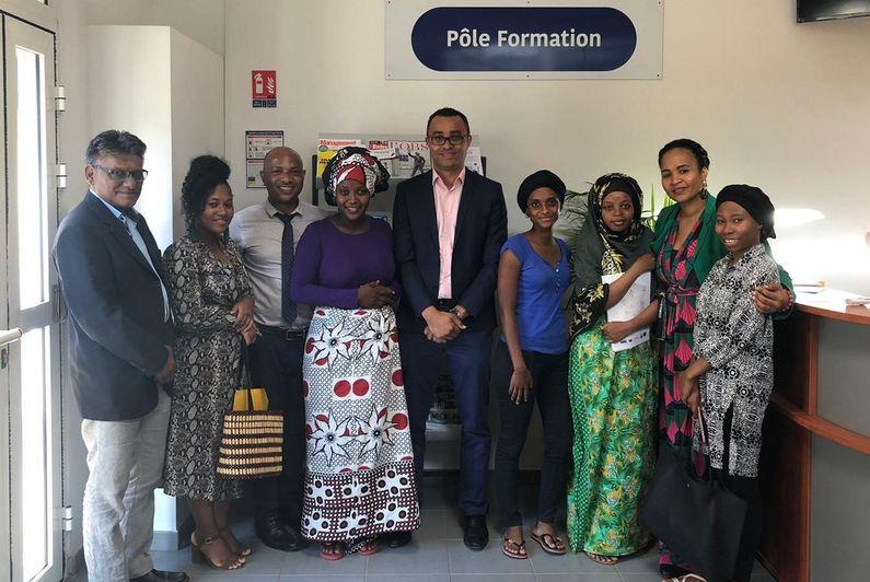 Formation: L'île Maurice, terre d'accueil de jeunes Mahorais en mobilité