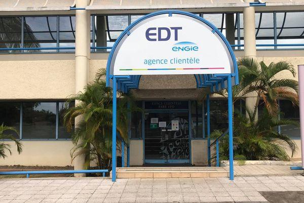 EDT - Service clientèle