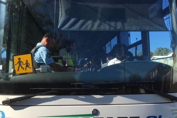Contrôle de bus