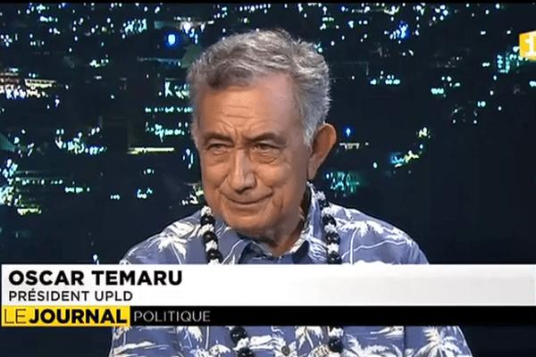 Visite de Victorin Lurel : Oscar Temaru s'explique