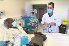 Médecins Cubains en renfort dans plusieurs services hospitaliers en Martinique