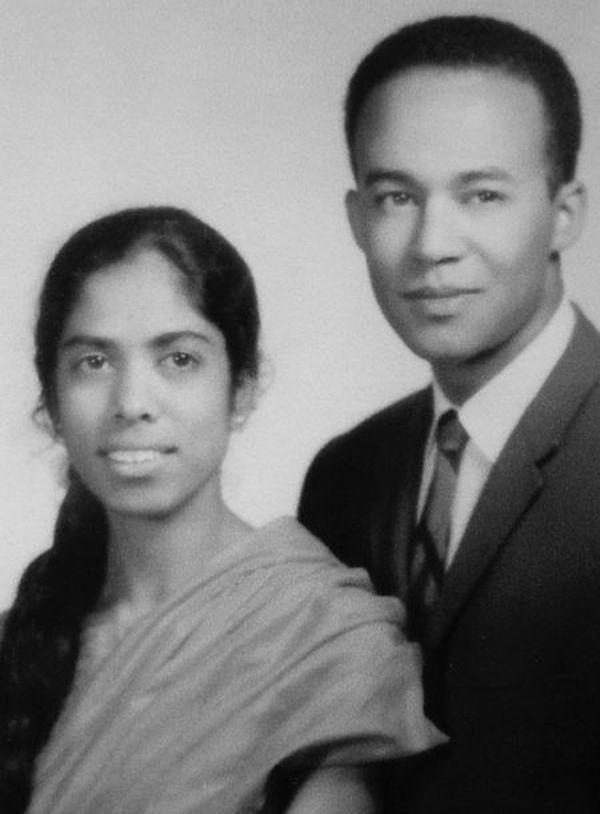 Parents de Kamala Harris