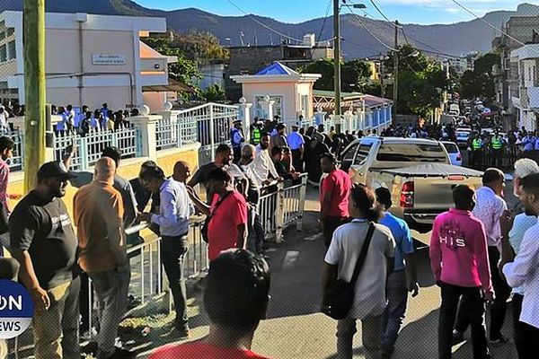 Ile Maurice : élection législatives 2019