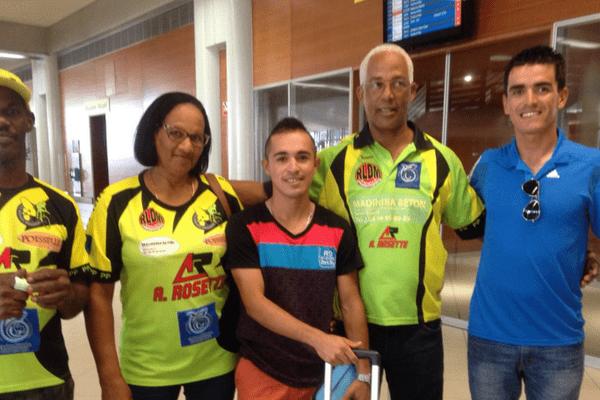 Cyclistes du Venezuela