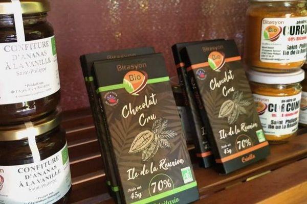 Cacao péi chocolat 100% péi 100% bio 301220