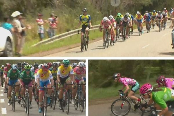 Cyclo tour 3e étape OK