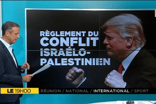 le+ du 19h, programme Donald Trump