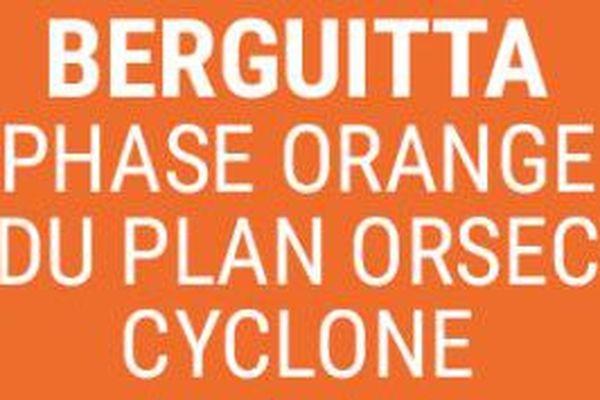 Alerte Orange Berguitta