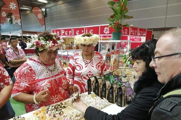 Salon de l'agriculture à Paris : les produits du fenua ont la cote