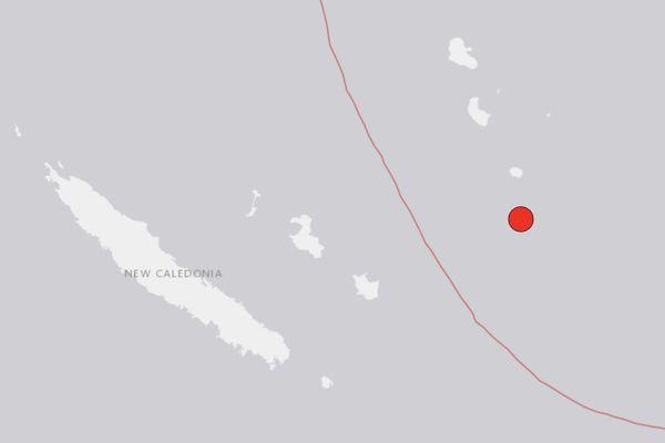 Tremblement de terre du 8 janvier 2021