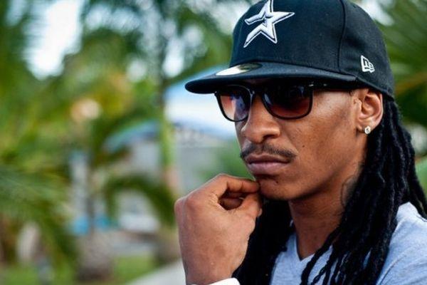 Le chanteur de dancehall Saïk