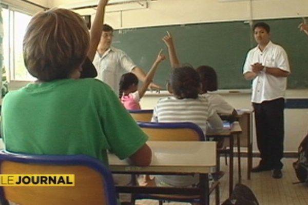 L'école en Polynésie française
