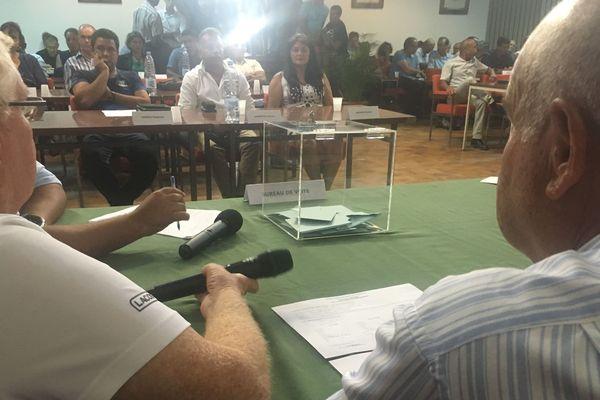 Le vote a commencé pour l'élection à la chambre d'agriculture.