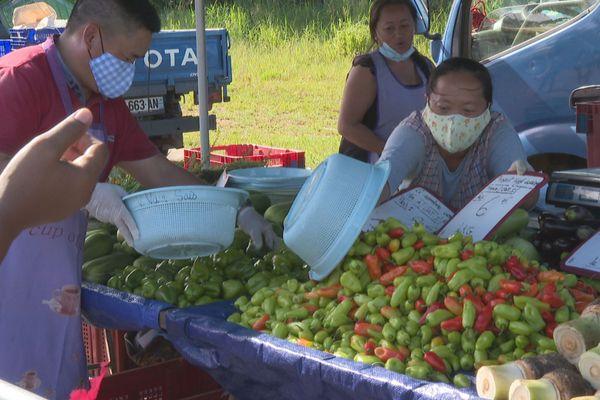 Aide exceptionnelle  aux agriculteurs guyanais