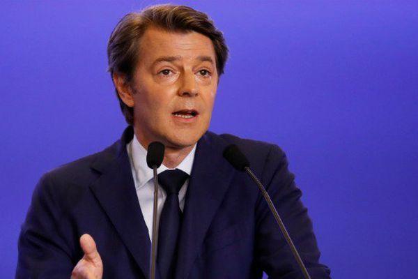 François Baroin, président de l'Association des maires de France (AMF).