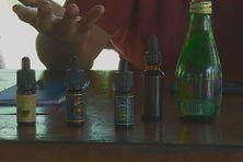 Huile de CBD (image d'illustration).