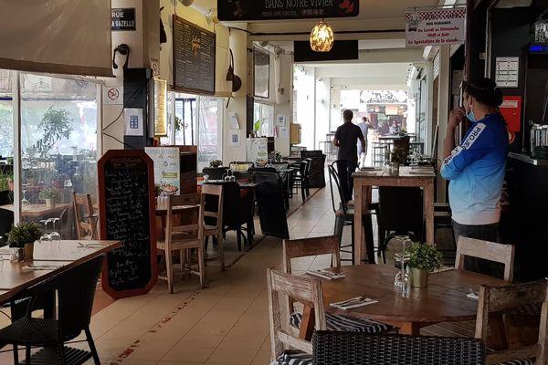 Restaurants vides