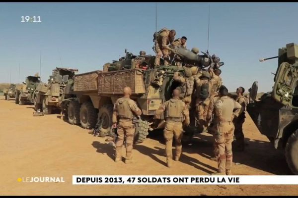 Mali : 47 soldats français tués depuis 2013 dans le pays
