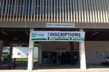Les inscriptions continuent le jour de la rentrée au Campus Troubiran
