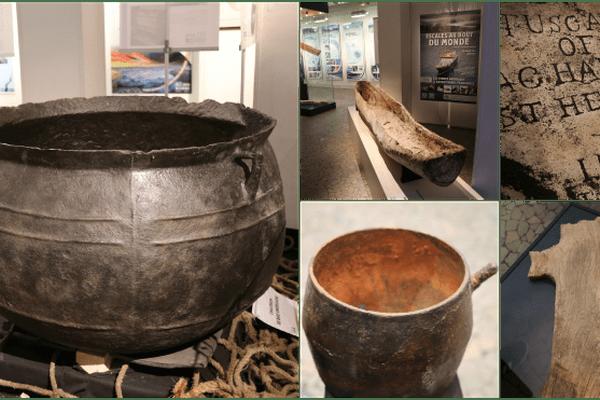 Vestiges archéologiques TAAF