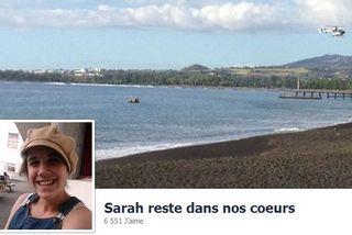 page fb sarah requin