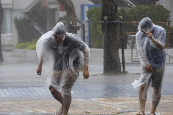 Archives pluies diluviennes au Japon