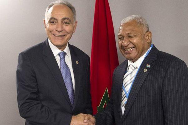 premier ministre fidjien