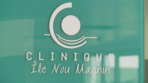 Logo de la nouvelle clinique île Nou-Magnin
