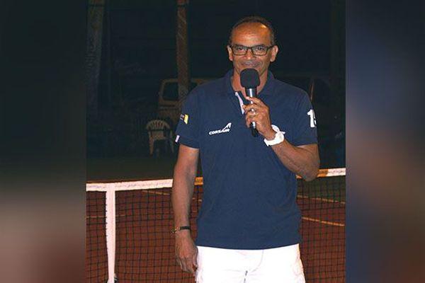 Tennis tournoi du country Club