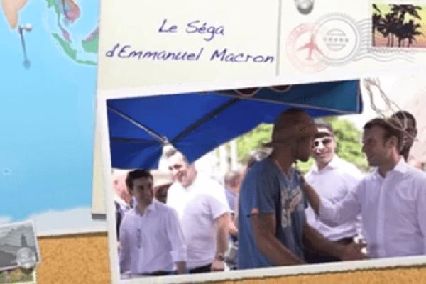 Sega Macron