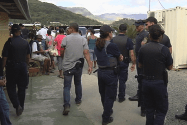 Descente de police dans un bingo illégal à Nouméa