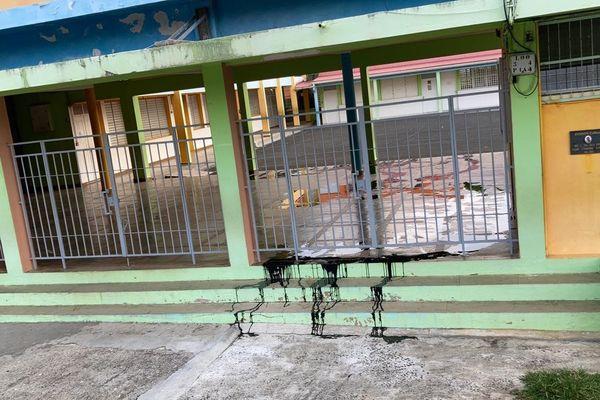 Ecole Fribert Fessin de Petit Bourg
