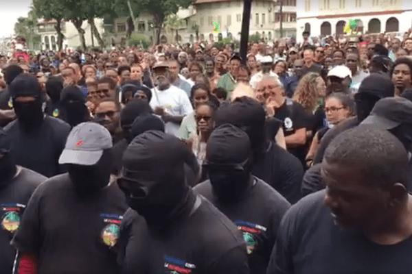 500 frères préfecture Cayenne