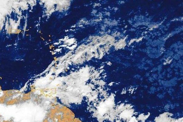 carte météo guadeloupe au 3 juin 2013