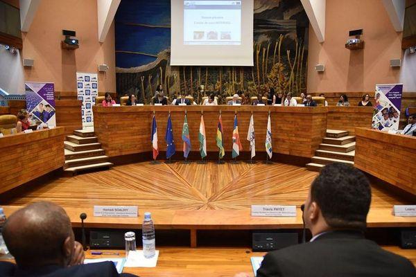 Interreg Océan indien 2014/2020.