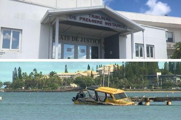 Procès taxi boats