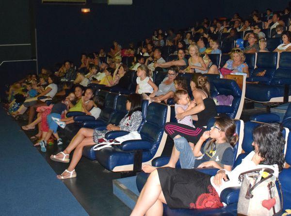 Festival cinéma jeunesse La première séance public (8 octobre 2017)
