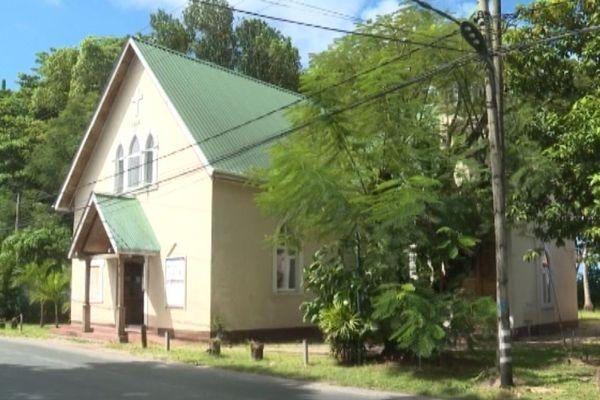 Eglise Seychelles
