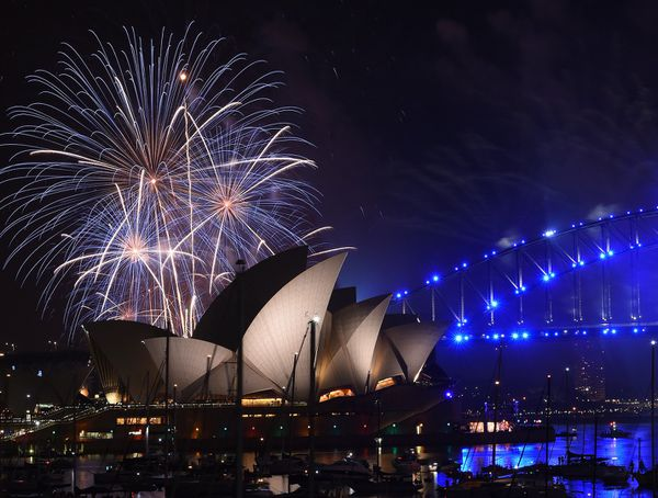 nouvel an 2017 australie