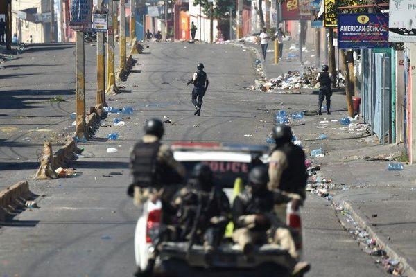 haiti police 11 février