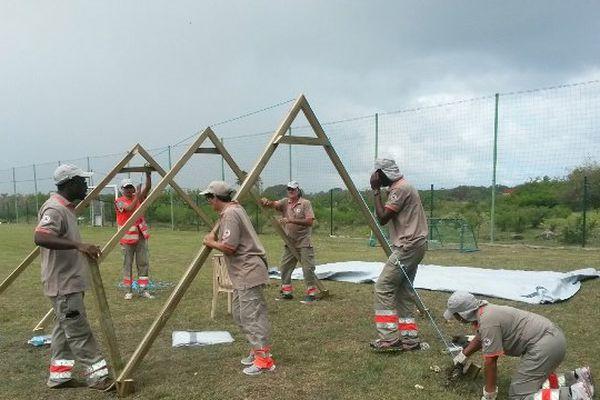 Opération Croix Rouge 72h d'autonomie MGte