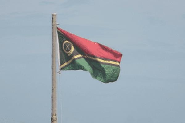 vanuatu : drapeau