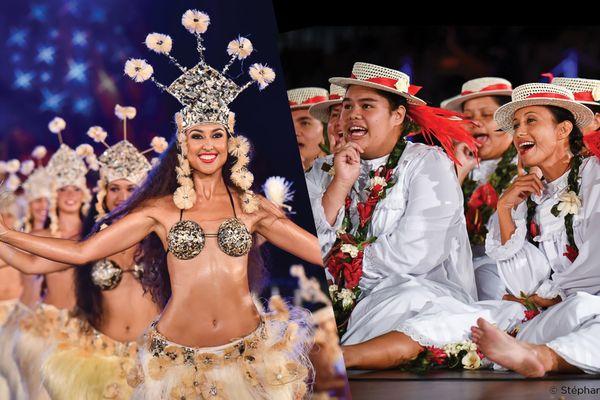 Soirée remise des prix Heiva i Tahiti 2016