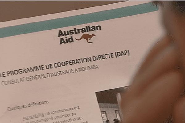 Mission annuelle du Consulat d'Australie à Wallis et Futuna