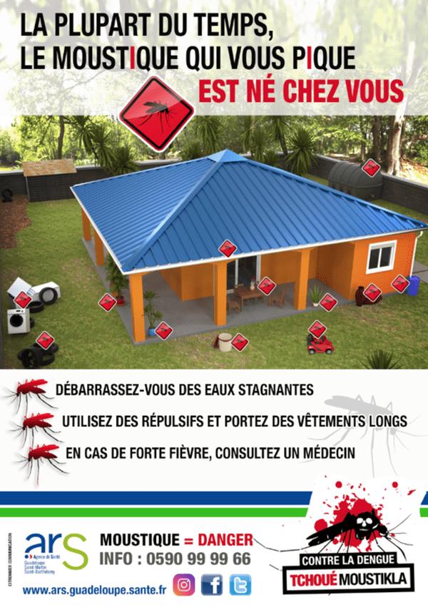 Lutte contre le moustique - dengue