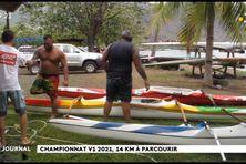 Première course de V1 éprouvante à Nuku Hiva