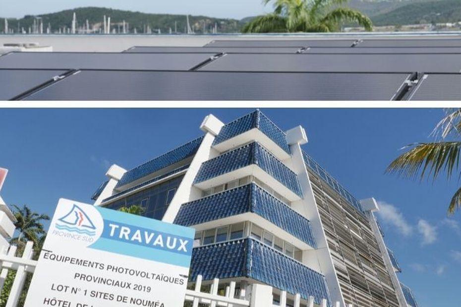 La Maison bleue mise sur le solaire - Nouvelle-Calédonie la 1ère