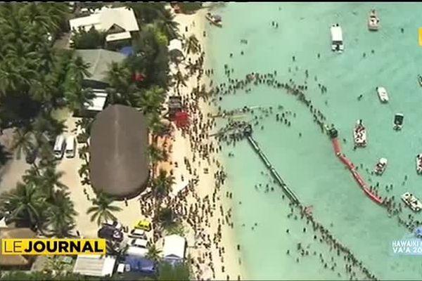 Hawaiki nui : Grand chelem pour EDT vaa
