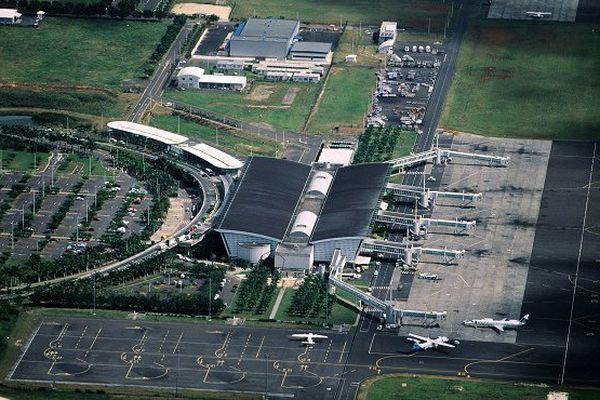 aéroport Guadeloupe Port Caraïbes